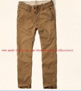 Men′s Cotton Washing Pants (PM14108) pictures & photos