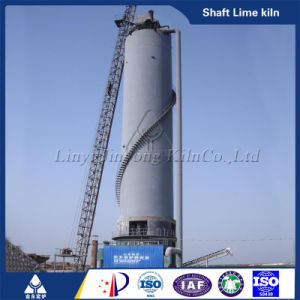 Hot Selling 400tons a Day Vertical Shaft Lime Kiln for Steel Industry pictures & photos