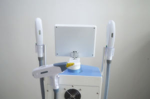 3 in 1 Multi Function Beauty Equipment for Hair Removal Tattoo Removal and Skin Lifting pictures & photos