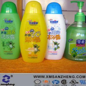 Custom Tranparent PVC Bottle Stickers pictures & photos
