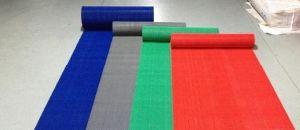 PVC Foot Mat in Roll Door Mat