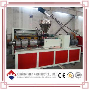 PVC Pipe Production Line (SJSZ65X132) pictures & photos