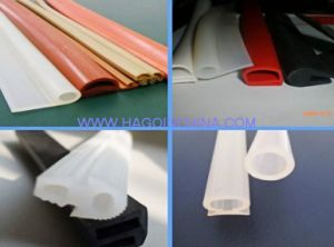 Auto Door and Window Silicone Rubber Weather Strip pictures & photos