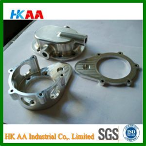 Precision CNC Machining Anodizing Motorcycle Parts pictures & photos
