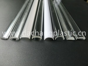 Optical Acrylic LED Linear Lens pictures & photos