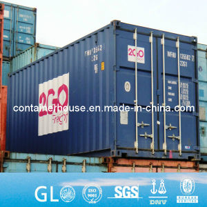 Csc Tir Uic Tct Iicl Cargo Worthy Shipping Container pictures & photos