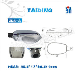 HPS Outdoor Luminaires/Street Lantern with Cobra Head Street Light Zd8-a pictures & photos