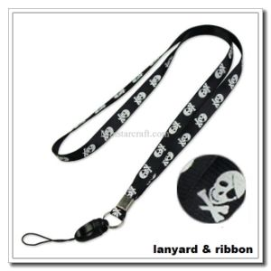 Design Your Cell Phone Print Lanyard with Wholesale Price