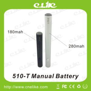 Longer Life Advanced 510-T Battery with Auto and Manual 180/280mAh Battery E-Cigar