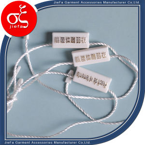 Nice and Cheap Price White and Gold String Tags pictures & photos