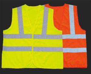 2016 Vest with Reflective Strip Ce Standard Fashion Safety Vests/Wholesale/OEM Long Sleeve Reflective Safety Vest, Reflective Safety Clothing with Good Quality