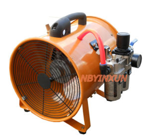 Impa: 591425 Pneumatic Portable Ventilation Fan