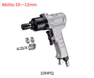 Pneumatic Air Pistol Screwdriver with 10-12mm Ability pictures & photos