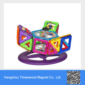 China Kids Magnetic Toys Magnetic Building Puzzle pictures & photos
