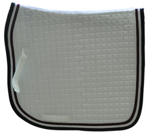 Dressage Cotton Saddle Pads for Horse Rider pictures & photos