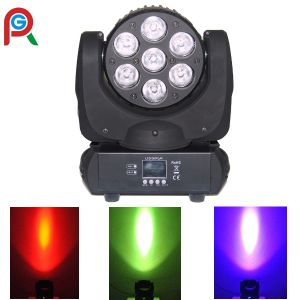 7*10W Mini Beam LED Moving Head (RG-ML70BD-KFE7H15A) pictures & photos