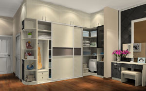 Steel Wardrobe Cabinet Home Furniture (zy-052) pictures & photos