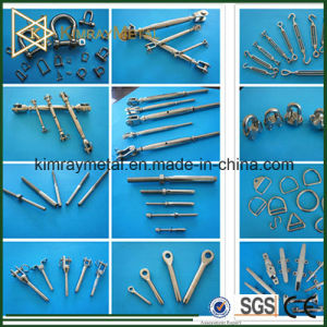 AISI 316 Stainless Steel Trellis Rigging Hardware pictures & photos