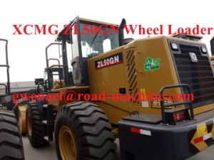 Earth Moving Machinery Zl50gn 5 Ton Wheel Loader 3m3/4m3 Bucket with A/C, Clamp, Pilot Control pictures & photos