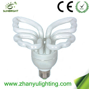 4u T3 Flower Energy Saving CFL Street Light pictures & photos