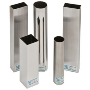 Stainless Steel Decorative Pipes ASTM A554 pictures & photos