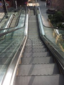 Outdoor Escalator with Aluminium Step pictures & photos