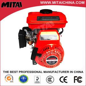 4 Strokes Gasoline Motor Engine with Single Cylinder