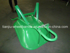 Qingdao Metal Wheelbarrow for Nigeria pictures & photos