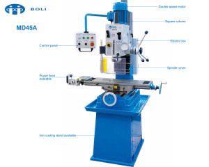 MD45A Drilling and Milling Machine pictures & photos