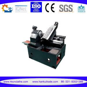 Ck50L Processing Lathe 890mm High Precision CNC Lathe pictures & photos