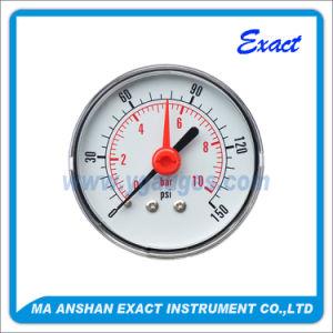 Red-Pointer Pressure Gauge-Pressure Gauge with Alerm-Alert Pressure Gauge pictures & photos