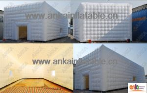 Inflatable Cube Tent for Advertising pictures & photos
