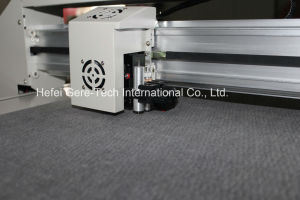 Portable 350*508mm Arms Flatbed Cutter Machine pictures & photos