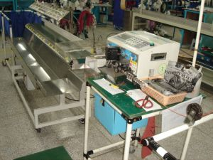Electrical Cable Harness & Wire Stripping Machine for India Market (DCS-230) pictures & photos