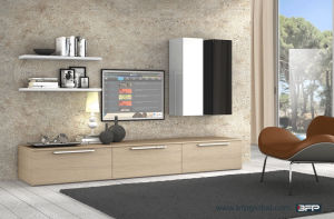 Customized Mixed Lacquer TV Cabinet Free Design pictures & photos