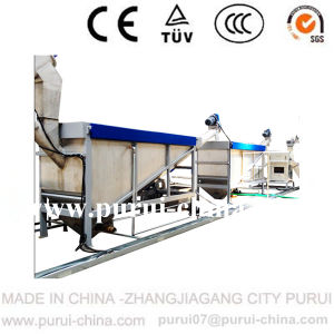 Waste Plastic Washing Granulating Machine for Pet Bottle pictures & photos