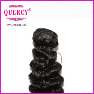 Factory Wholesale Peruvian Human Hair pictures & photos
