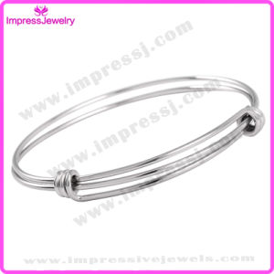 Three Wire Expandable Adjustable Bangle DIY Cuff Bracelet pictures & photos