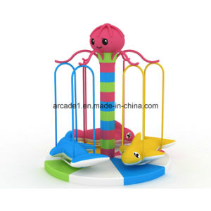 Indoor Playground Swing Battery Operated Kids Soft Play pictures & photos