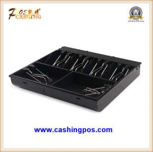 Cash Box 5 Bills X Coins Metal POS Cash Register/Drawer/Box or 3b 4b 6b Optional pictures & photos