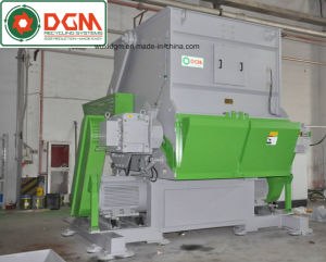 Dgx2000 Heavy Duty Single Shaft Shredder pictures & photos