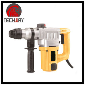 3-Function Electric Rotary Hammer for Chiseling pictures & photos