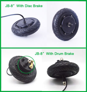 Jb-8′′ China Manufacturer Electric Bicycle Hub Motor pictures & photos