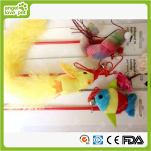 Mint Cat Rod Tease Toys Pet Product pictures & photos