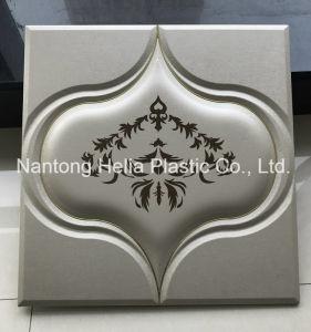 PVC Artificial Decorative Leather (HL21-04) pictures & photos