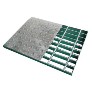 High Quality Compound Steel Grating with Cover pictures & photos