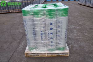Reactive Cross-Laminated Film Waterproof Membrane 1.5mm Wet-Paving Double Face Bonding Grade II pictures & photos