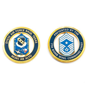 Wholesale Customized Police Officer Challenge Coin pictures & photos