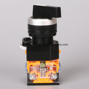 Longer-Handle Head Pushbutton Switch with Certifications pictures & photos