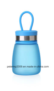 290ml Red Color Plastic Water Bottle, Soprt Water Bottle, Fashion Drinking Bottle (hn-1610) pictures & photos